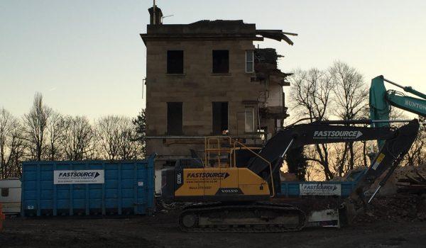 Demolition 25