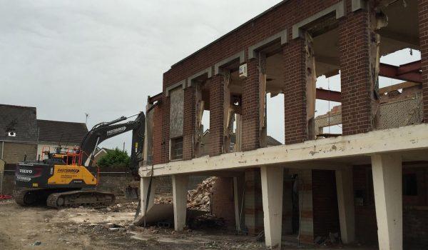 Demolition 32
