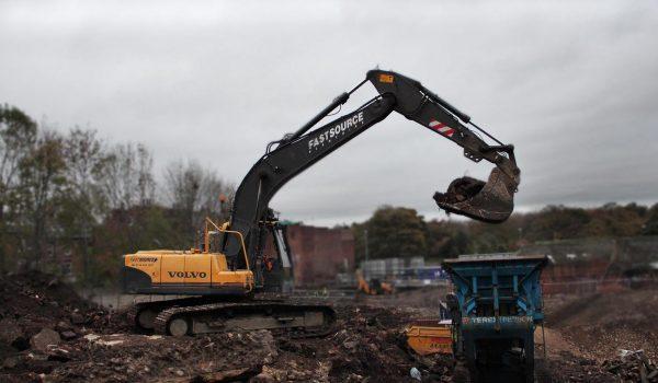 Excavation 10