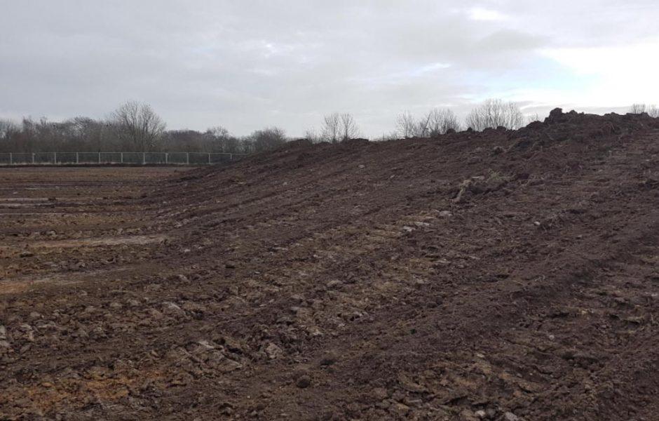 Virgin Ground Top Soil For Sale